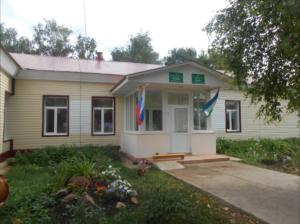 Детский сад в пос. Чишмы