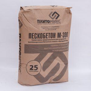 ПЛИТОМИКС Пескобетон М-300
