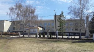 Школа в Чесноковке