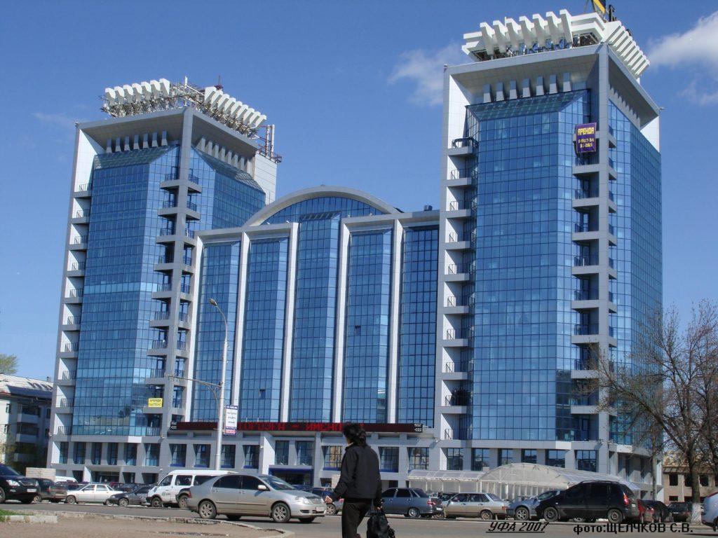 Бизнес-центр КПД на Юрюзани